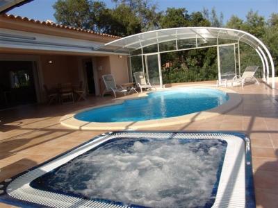 maison location de vacances Sainte Lucie de porto vecchio